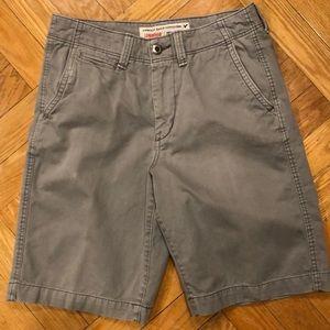 Grey Longboard Shorts